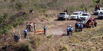 Cuerpos de socorro recuperan cuerpo de fosa séptica en residencial Zarahemla