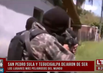 San Pedro Sula y Tegucigalpa dejaron de ser los lugares más peligrosos del mundo