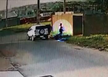 Bebé quemando en Brasil
