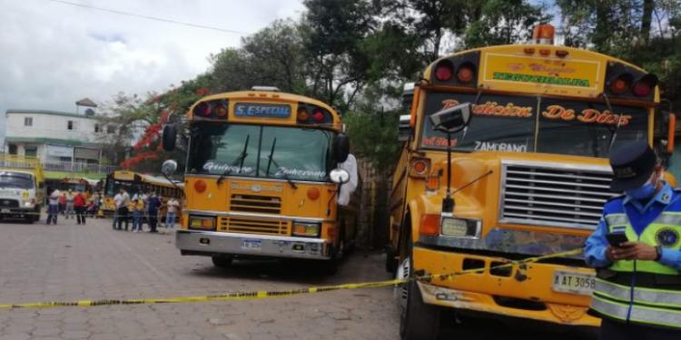 Transportista asesinado