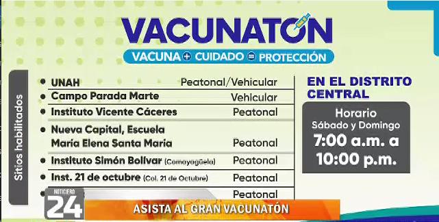 Vacunatón 2