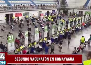 Vacunatón Comayagua