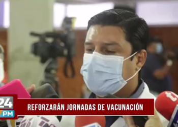 Vacunatón reforzado