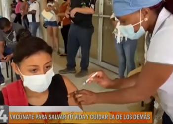 Honduras recibió 101 mil vacunas anticovid donadas por los Estados Unidos