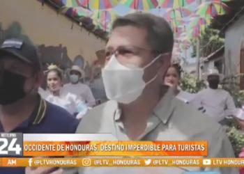 Occidente de Honduras, destino imperdible para turistas
